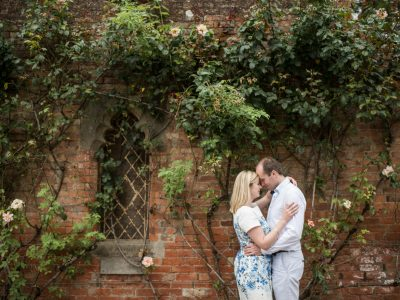 Elvaston Castle Country Park Engagement Shoot