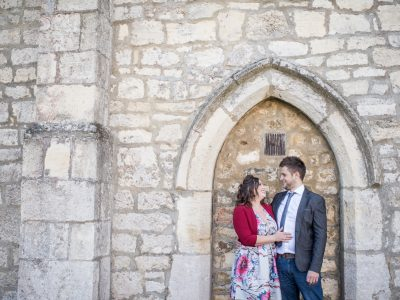 Hazlewood Castle Engagement Shoot