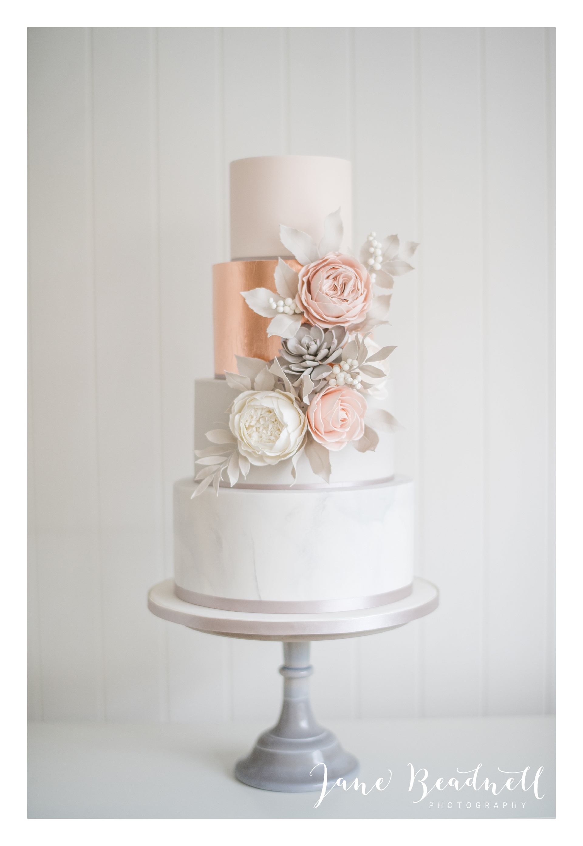 Poppy Pickering Wedding Cakes by Jane Beadnell Photography_0003 ...
