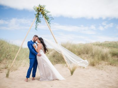Ainsdale Beach Wedding Photography