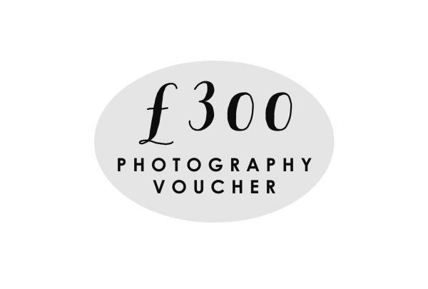 £300 Photography Voucher