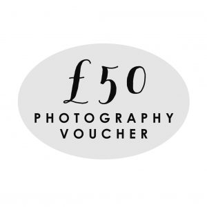 photography voucher from Jane Beadnell Photography