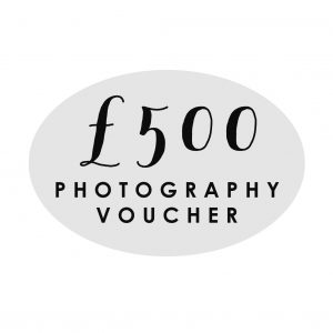 £500 Photography Voucher