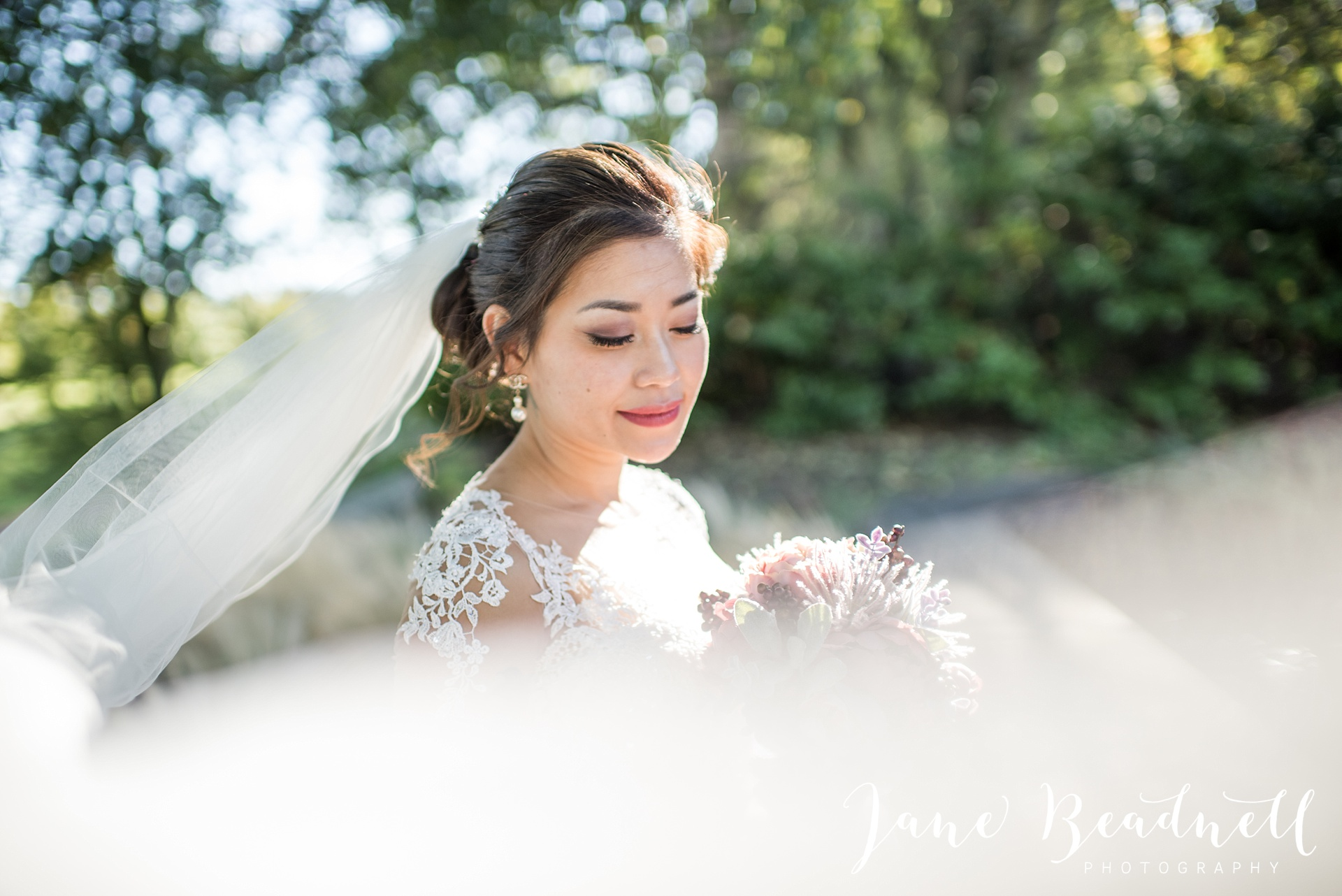 Oulton Hall wedding photography by Yorkshire wedding photographer Jane Beadnell Photography UK and Destination wedding photographer