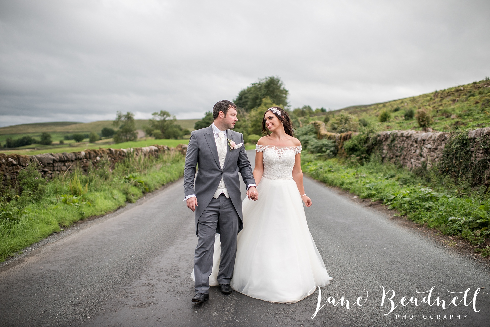Barden Towers wedding photography by Yorkshire wedding photographer Jane Beadnell Photography