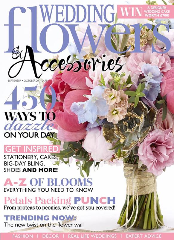 Wedding Flowers Magazine Jane Beadnell Photography Feature